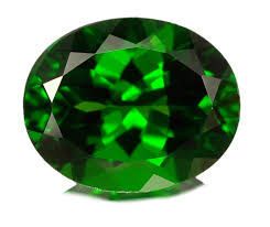 natural chrome diopside from gemselect