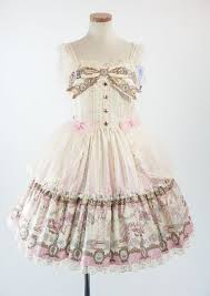 e8616 aps daydreamcarnival jsk ivory the moe mode style dream dress and harajuku
