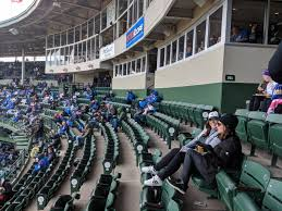 Chicago Cubs Club Seating At Wrigley Field Rateyourseats Com