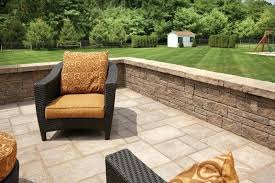 patio wall ideas trend patio wall ideas amazing stamped concrete patios with seating walls fire pits patio wall ideas