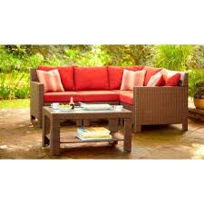 Enchanting Thomasville Outdoor Sectional Patio Conversation Sets