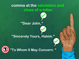 when is a comma used how to use commas with cheat sheet wikihow