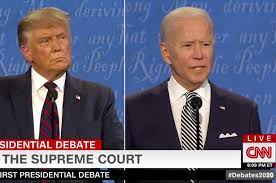 Donald Trump, Joe Biden's Presidential Debate Highlights