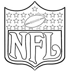 nfl coloring book as awesome arms of football coloring page kids pages nfl football coloring book