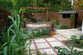 Small Picture Amazing of Landscaping Ideas For Small Gardens Small Landscape