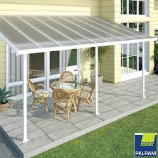 patio covers uk.  Covers Palram Feria 3 Veranda Patio Cover In White X 546m For Covers Uk T