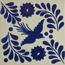 Decorative Tile Designs Especial Decorative Tile Golondrina Azul Mexican Tile Designs 99