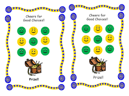 Behavior Chart Clip Art N4 Free Image