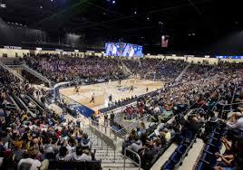 Cbu Event Center Seating Chart New Cal Baptist University Arena In Riverside Impresses On