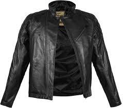 caliber leather jacket