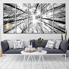 dry tree branches wall art canvas print forest canvas art print framed crisp prints on wall art trees large with amazon dry tree branches wall art canvas print forest canvas