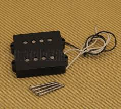 guitar parts factory fender p bass pickups american deluxe p bass pickup set