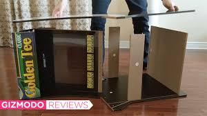 i love this diy arcade machine you build as easily as ikea furniture