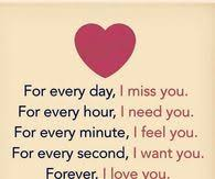 forever i love you
