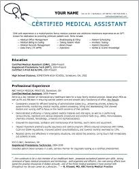 Physician Resume Sample Enchanting Medical Assistant Resume Templates Beautiful Samples Template Cv