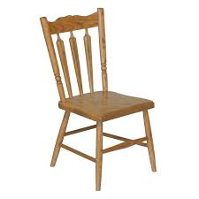arrow back childs chair