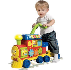 Ride On Toys For 1 Year Old Ba Toddler Walker Stand 2 Boy Yr