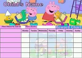 Peppa Pig Potty Training Reward Chart Printable Peppa Pig Potty Potty Training Mince His Words