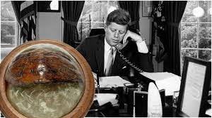 Jfk oval office Rug The Reason John F Kennedy Kept Battered Coconut Shell On His Desk In The Oval Office The Vintage News The Reason John F Kennedy Kept Battered Coconut Shell On His Desk