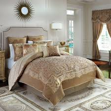 Luxury Bedroom Curtains For Bathroom Decoration Luxurious Bedroom Comforter And Curtain Sets