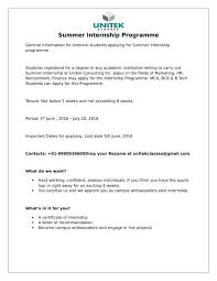 Fresh Internship Certificate Sample Bank Knowbystillmotion Com
