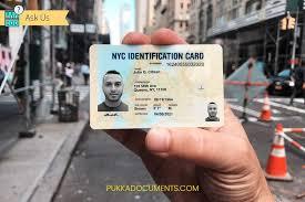 Fake - Id Pukka Documents Cards