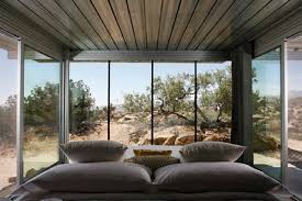 Small Picture Off Grid Modern Solar Glass House in California