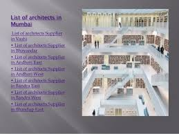Email Mailing List of Architects