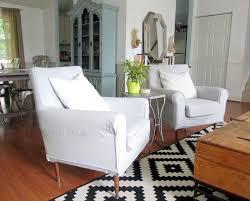 slouchy to mid century mod armchair