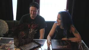 <b>Arch Enemy</b> - <b>ARCH ENEMY - As</b> The Stages Burn! (Unboxing ...