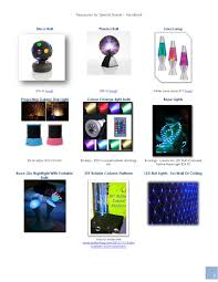 Disco Lights Kmart Resources For Special Needs Handbook 2015 By Autism World