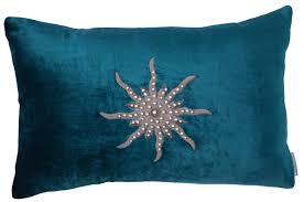 jewel tone pillows. Exellent Pillows Lili Alessandra Tiffany VelvetSilver ZardoziPearls Pillow Intended Jewel Tone Pillows N