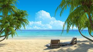 Beach Paradise Paradise Dream Beach 1920x1080 169 Creme De La
