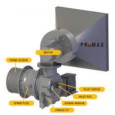 maxon ovenpak i parts identifier promax combustionpromax maxon ovenpak ii full view 2