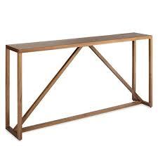 blu dot strut table blu dot strut console table lekker home blu dot strut medium tables