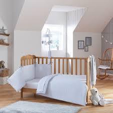 clair de lune stars stripes cot cot bed quilt per set grey