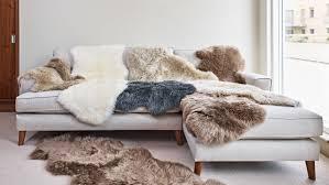 sheepskin rugs in the uk