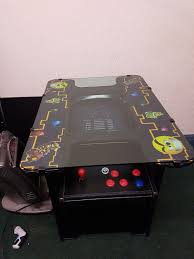 arcade cocktail coffee table machine 48 1 jamma retro 2 player gaming
