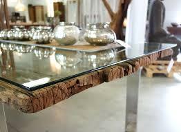 Tisch Massiv Oval