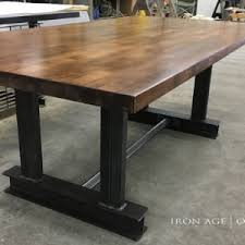 U Home Design Ideas Cozy Glenn Conference Table Industrial Desk Office  Intended For Extraordinary Rustic
