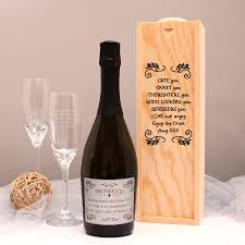 personalised prosecco gift set for any occasion