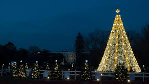 Dc White House Christmas Tree Lighting Here Are The Street Closures For The National Christmas Tree