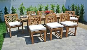 garden furniture near me. Teak Outdoor Furniture Dining Set With Expansion Table Near Me Garden