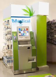 Marijuana Vending Machine Locations Simple 48 Outrageous Kiosks And Vending Machines