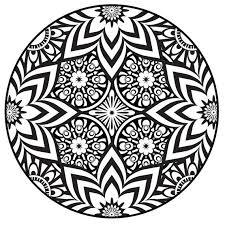 Mandala Disegno Da Colorare Gratis 104 Per Adulti Disegni Da