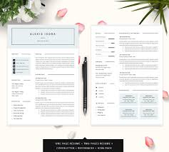 resume templates that ll help you stand out from the crowd gen y resume templates 2