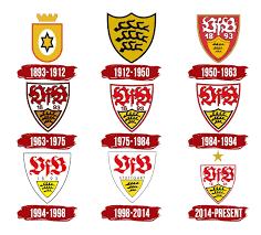 Nach einem blitztor der gastgeber hilft ein elfmeterpfiff. Vfb Stuttgart Logo The Most Famous Brands And Company Logos In The World