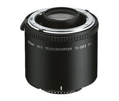 Af S Teleconverter Tc 20e Ii From Nikon