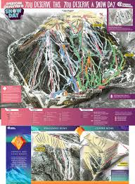 copper mountain resort trail map  skicentralcom