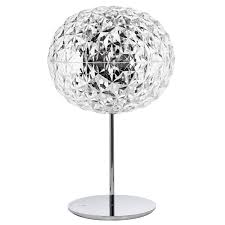Planet Table Lamp With Metal Structure